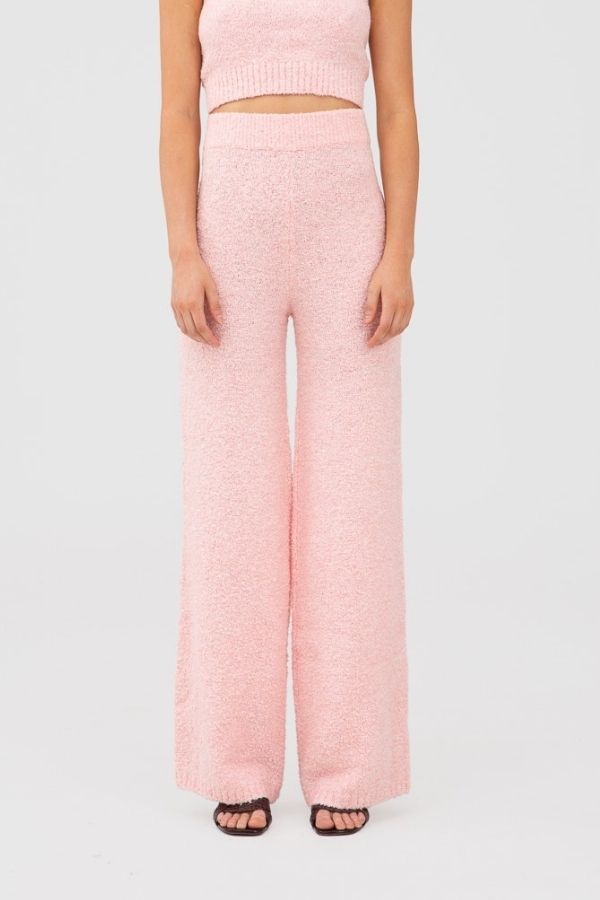 FLUFFY RECYCLED PANTS